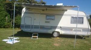 Campingvogn nr. 41