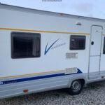 04 Burstner Avantgarde 480 TK m/køjer + mover Fra kr. 2200,-TV 1300 kg. / ROLFSTED