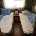 50 Dethleffs Bolero 683 Fra kr. 3500,- pr. uge /  Fastligger i OTTERUP First Camp Hasmark Strand – Camping Fyn