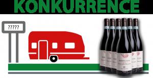 ¤ KONKURRENCE Vind 6 flasker vin