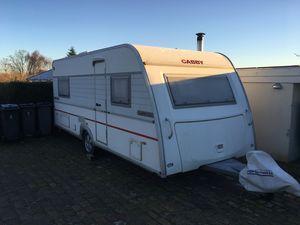 ¤ Ny campingvogn på Sjælland