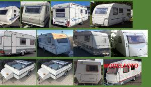 ¤ 12 campingvogne på Sjælland til udlejning…