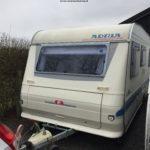 21 Adria Unica 502 UK m/køjer Fra kr. 2200,- pr. uge TV 1300 / RINGSTED