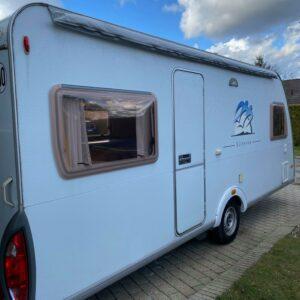 09 Knaus Sudwind 500 m/mover Fra kr. 2200,- pr. uge TV 1400 kg. / ROLFSTED