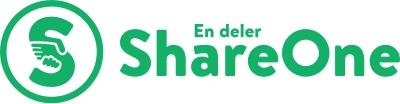 # Nyt samarbejde med ShareOne.dk