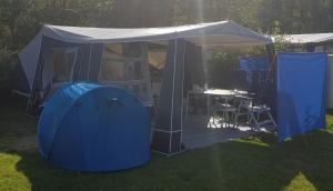 Campingvogn nr. 01
